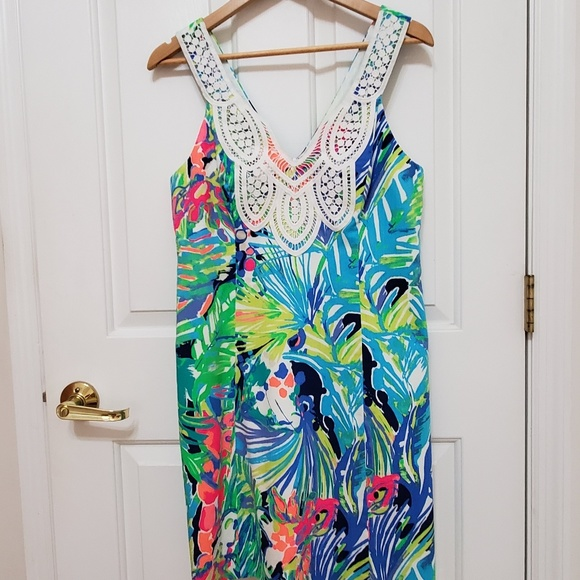 Lilly Pulitzer Dresses & Skirts - Lilly Pultizer Shift Dress